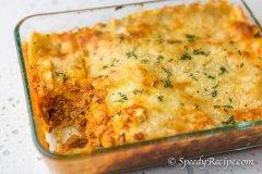 Carry-out Lasagna Recipe