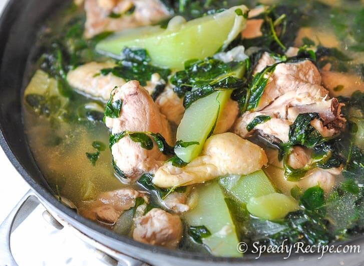 recipe: chicken tinola recipe [2]