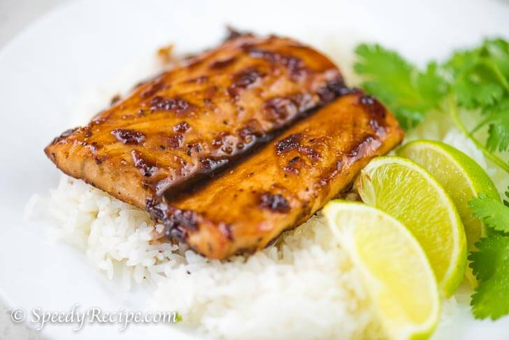 How to Cook Baked Ginger Glazed Mahi-mahi