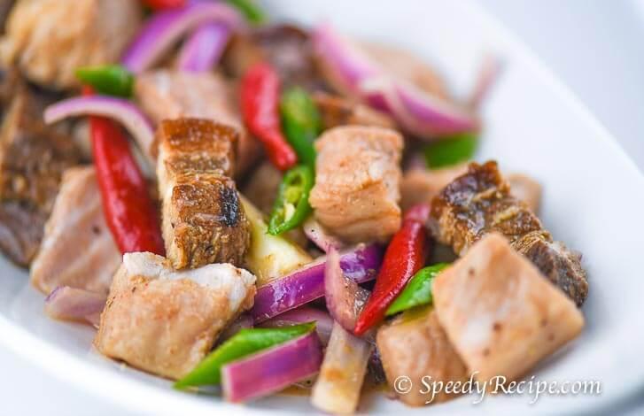 Filipino Sinuglaw Recipe