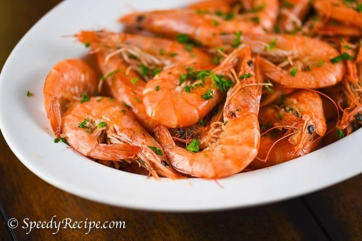 Garlic Butter Shrimp Recipe Speedy