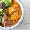 Ox Tail Kare-kare Peanut Stew