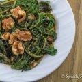 Adobong Kangkong Recipe - water spinach adobo