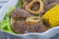 Filipino Beef Bulalo Shank