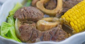 Beef Bulalo (Filipino Beef Shank Soup)