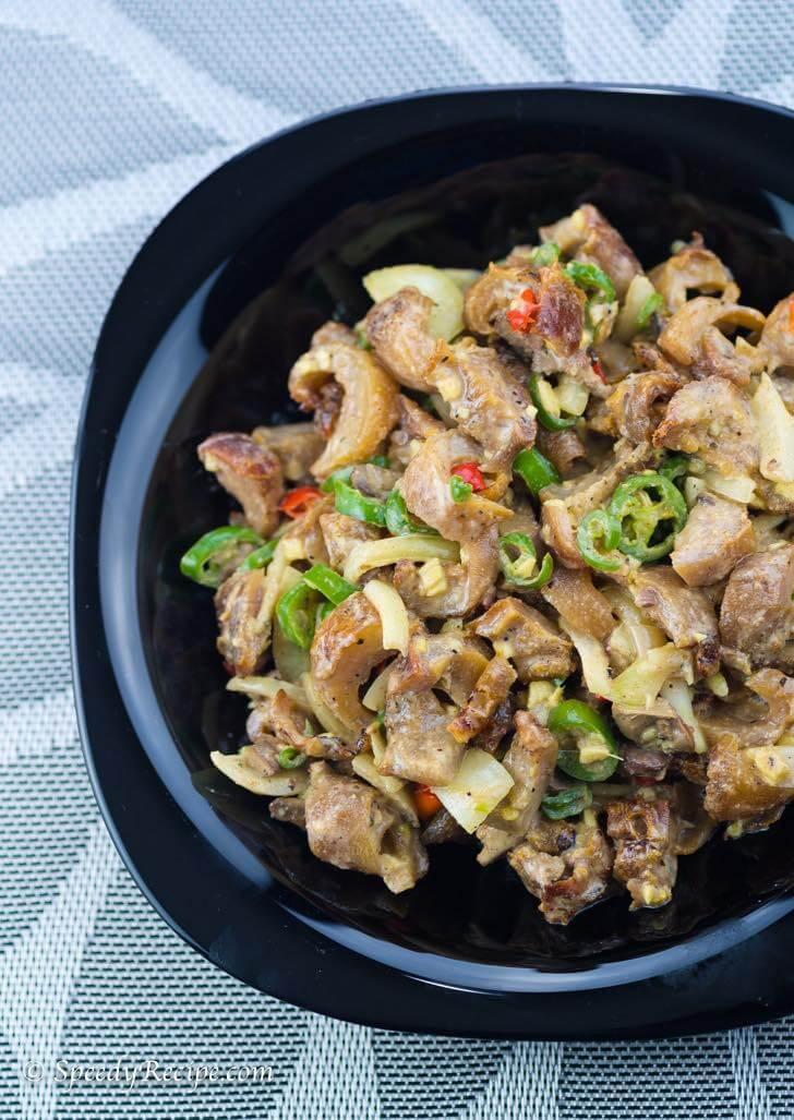 Dinakdakan (Ilocano - Filipino Recipe) - nhymbe.net
