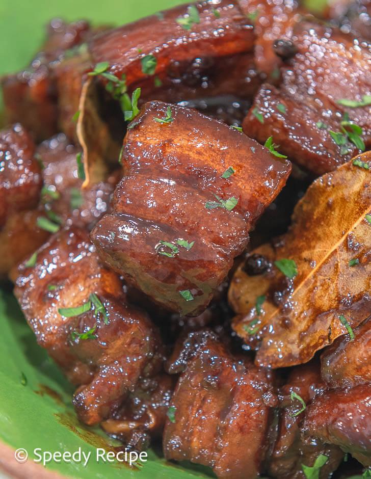 how to cook pork adobo
