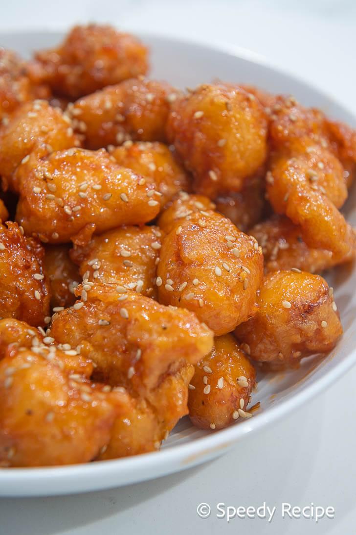 easy honey chicken recipe