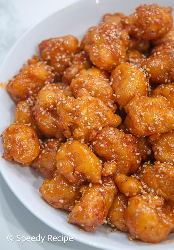 honey chicken recipe